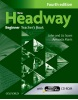 New Headway, 4th Edition Beginner Teacher´s Book + Teacher´s Resource Disc (Soars, L. - Soars, J.)