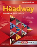 New Headway, 4th Edition Elementary Student's Book + iTutor DVD (SK Edition) (J. Soars, L. Soars)