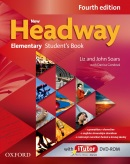 New Headway, 4th Edition Elementary Student's Book (SK Edition 2019) (J. Soars, L. Soars)
