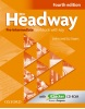 New Headway, 4th Edition Pre-Intermediate Workbook with Key + iChecker (Soars, J. - Soars, L.)