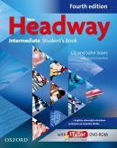 New Headway, 4th Edition Intermediate Student's Book (SK Edition 2019) (Soars, J. - Soars, L.)