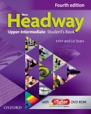 New Headway, 4th Edition Upper-Intermediate Student's Book and Online Skills (2019 Edition) (Soars, J. - Soars, L.)