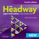 New Headway, 4th Edition Upper Intermediate Class Audio CD (Soars, J. - Soars, L.)