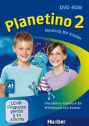 Planetino 2 Digital Interaktives Kursbuch für Whiteboard und Beamer DVD-Rom