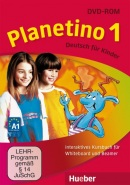 Planetino 1 Digital Interaktives Kursbuch für Whiteboard und Beamer DVD-Rom