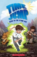 Popcorn Readers 2: Time Jump Stone Audio (Book + CD) (Shipton, P.)