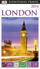 Eyewittness Travel Guide London