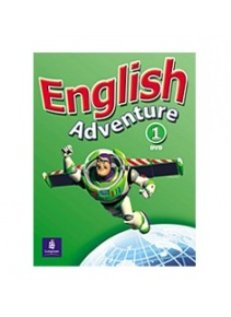 English Adventure 1 DVD (Anne Worrall)