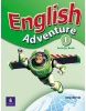 English Adventure 1 Activity Book - pracovný zošit (Anne Worrall)