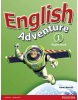English Adventure 1 Pupil´s Book - učebnica (Anne Worrall)