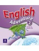 English Adventure 2 Songs CD (Anne Worrall)