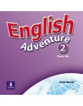 English Adventure 2 Class CD (Anne Worrall)