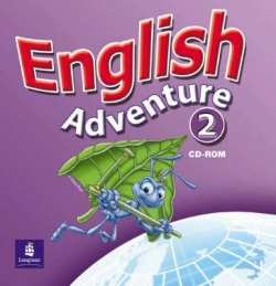 English Adventure 2 CD-ROM (Anne Worrall)