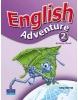 English Adventure 2 Activity Book - pracovný zošit (Anne Worrall)