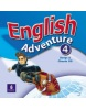 English Adventure 4 Songs CD (Izabella Hearn)