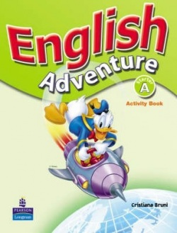 English Adventure Starter A Activity Book - pracovný zošit (Cristiana Bruni)