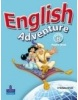 English Adventure Starter B Pupil´s Book - učebnica (Cristiana Bruni)