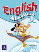 English Adventure Starter B Activity Book - pracovný zošit (Cristiana Bruni)