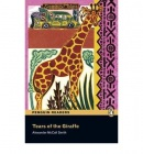 Penguin Readers 4 Tears of The Giraffe + CD