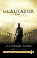 Penguin Readers 4 Gladiator + CD (Gram, D.)