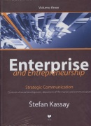 Enterprise and entrepreneurship 3 (Štefan Kassay)