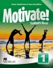 Motivate! 1 Students Book Pack - učebnica (Emma Heyderman, Fiona Mauchline)