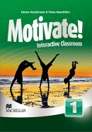 Motivate! 1 Interactive Classroom IWB DVD-Rom (Emma Heyderman, Fiona Mauchline)