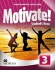 Motivate! 3 Students Book Pack - učebnica (Emma Heyderman, Fiona Mauchline)