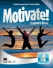 Motivate! 4 Students Book Pack - učebnica (Emma Heyderman, Fiona Mauchline)