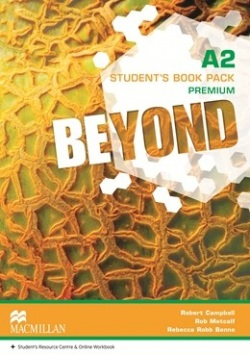 Beyond A2 Student's Book Premium Pack - učebnica (Campbell, R.-Metcalf, R.-Benne, R. R.)