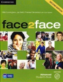 face2face, 2nd edition Advanced Student's Book with DVD-ROM - učebnica (Redston, Ch. - Cunningham, G.)