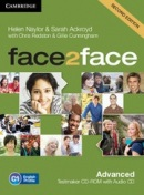 face2face, 2nd edition Advanced Testmaker CD-ROM and Audio CD (Redston, Ch. - Cunningham, G.)