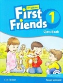 First Friends 2nd Edition Level 1 Class Book (2019 Edition) - učebnica (Iannuzzi, S.)