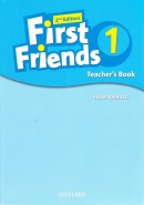 First Friends 2nd Edition Level 1 Teacher's Book - metodická príručka (Iannuzzi, S.)