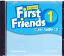 First Friends 2nd Edition Level 1 Class Audio CD (Iannuzzi, S.)