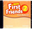 First Friends 2nd Edition Level 2 Class Audio CD (Iannuzzi, S.)