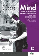 Open Mind Upper Intermediate Studnets Book Pack - učebnica (Rogers, M. - Taylore-Knowles, J. - Taylore-Knowles, S.)