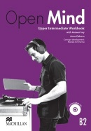 Open Mind Upper Intermediate Workbook with Key + CD - pracovný zošit (Rogers, M. - Taylore-Knowles, J. - Taylore-Knowles, S.)