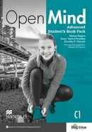 Open Mind Advanced Studnets Book Pack - učebnica (Rogers, M. - Taylore-Knowles, J. - Taylore-Knowles, S.)