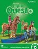 Macmillan English Quest 4 Pupils Book - učebnica (Jeanette Corbett, Roisin O´Farrell)