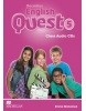 Macmillan English Quest 5 Audio CD (Jeanette Corbett, Roisin O´Farrell)