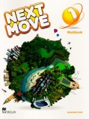 Macmillan Next Move Level 1 Workbook – pracovný zošit (Amanda Cant, Mary Charrington)