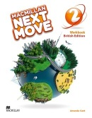 Macmillan Next Move Level 2 Workbook – pracovný zošit (Mary Charrington, Amanda Cant)