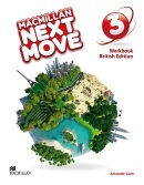 Macmillan Next Move Level 3 Workbook – pracovný zošit (Mary Charrington, Amanda Cant)