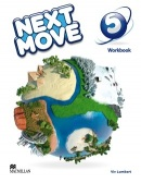 Macmillan Next Move Level 5 Workbook – pracovný zošit (Amanda Cant, Mary Charrington)