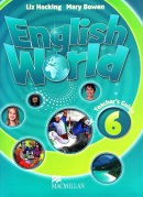 English World 6 Teacher's Book + Webcode Pack - metodická príručka (Mary Bowen, Liz Hocking, Wendy Wren)