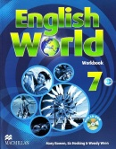English World 7 Workbook + CD-ROM - pracovný zošit (Mary Bowen, Wendy Wren, Liz Hocking)