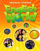 English World 3 Pupil's Book +eBook - učebnica (M. Bowen, L. Hocking)