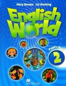 English World 2 Pupil's Book +eBook - učebnica (Hocking, L. - Bowen, M.)
