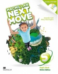 Macmillan Next Move Starter Pupils Book Pack - učebnica (Mary Charrington, Amanda Cant)